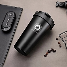 500ml Stainless Steel Coffee Cup Home Drinkware Mug with Gift Box 4 Colors Double Wall Vacuum Water Bottle Portable Coffee Cup