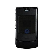 Motorola RAZR V3i Feature Phone - Black