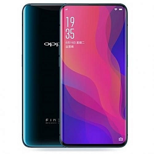 Find X  6.42 Inch(8GB+128GB )Android 8.1 Qualcomm Snapdragon 845 Octa Core 4G