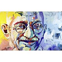 The Mahatma Ghandi - 100 x 100