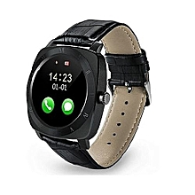 X30 Sleek Executive Smart Watch Phone - Black