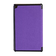 Folding Stand Painted Leather Case Cover For Amazon Kindle Fire HD 8 2016 PP