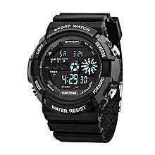 New Watch Kids LED Digital Wrist Watches