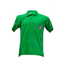 Polo Shirt - Darts Logo Embroidered- K.Green- M