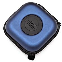 Earphone Bag Shockproof Mini PU Leather