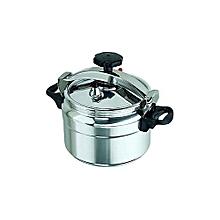Pressure Cooker- 22 cm,5L - Silver