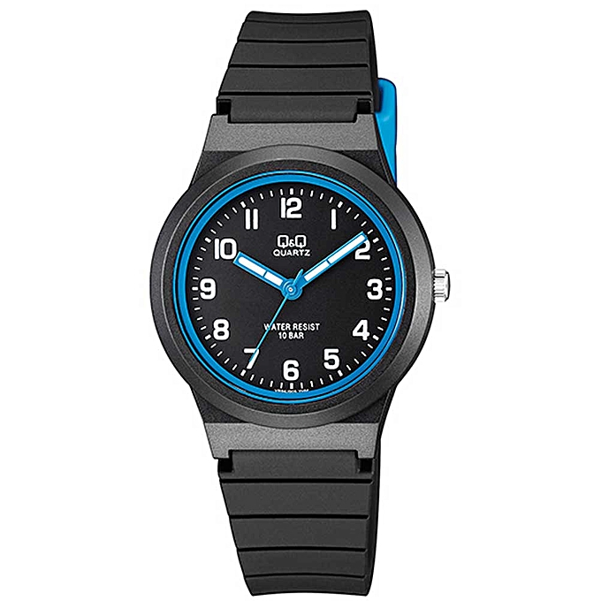 Black & Blue Genuine Branded Analog Watch