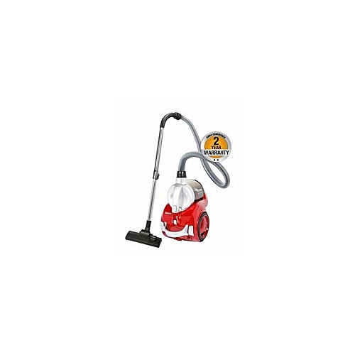 ST-VC0263 - Vacuum Cleaner - 1600W - Red