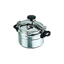 Pressure Cooker - Explosion proof - 15 Ltrs - Silver By Generic  (2)