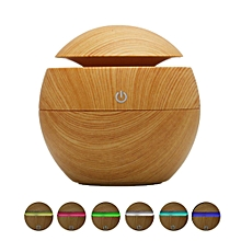 Kobwa Humidifier,  130ml Aromatherapy Aroma Diffuser, Cool Mist Humidifiers  For Home, Yoga, Office, Spa, Bedroom, Baby Room
