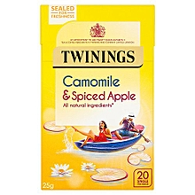 Camomile and Spiced Apple 20's