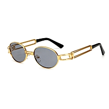 Men Women Square Vintage Mirrored Sunglasses Eyewear Outdoor Sports Glasses