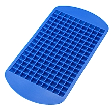 160 Ice Cube Tray Freeze Silicone Mould Bar Pudding Jelly Chocolate Mold Maker