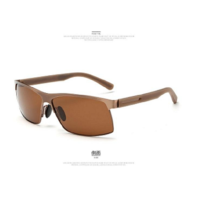 653c7736d4bb Aoron Polarized Sunglasses Men's Sunglasses Driving Mirror Glasses 8561