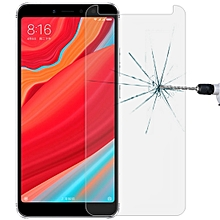 """HD Clear Tempered Glass Screen Protector for Galaxy Tab A 10.1"""" SM- T580 ("""