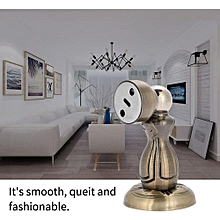Stainless Steel Electroplating Door Stop Powerful Magnetic Door Stopper For Home Or Office Use