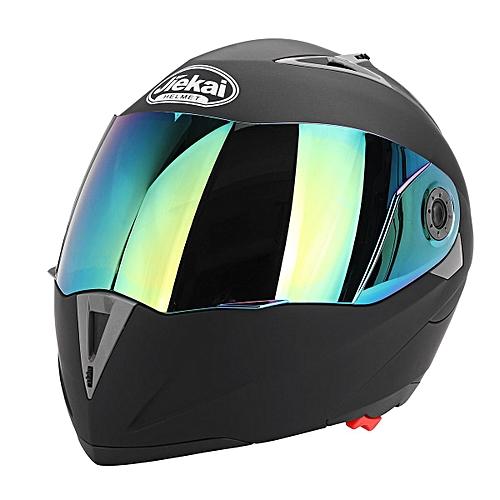 Dirt Bike Helmet With Visor >> Motorcycle Helmet Dual Visor Flip Up Adult Full Face Motocross Dirt Bike M L Xl