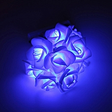 10 LED Rose Light  Cozy String Fairy Lights For Bedroom Xmas Wedding Party