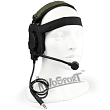 WoSporT Hunting HD-04 CS Field Tactical Camping Equipment 3 Generation Headphones Honorable