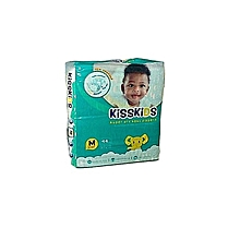 Baby Disposable Super Dry Soft Diaper Medium Size, 6-11kgs, 44 Count