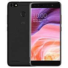 Blade A3 5.5-inch 2.5D (3GB, 32GB ROM) Android 7.0 Nougat, 4000mAh, 13MP + 5MP & 2MP, Dual Sim 4G LTE Smartphone - Black
