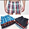 Boxer Shorts - 6 Pieces-Pure Cotton-(Colors may vary)