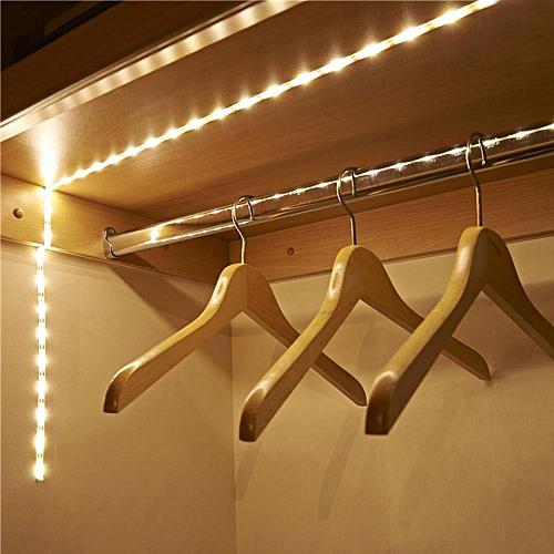 Led Bar Tube Light Pir Motion Sensor Led Strip Lamp Smart On/off Switch Cupboard Toilet Closet Kitchen Home Decoration Lighting Lights & Lighting Led Lighting