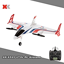 X520 2.4G 6CH 3D/6G Airplane VTOL Vertical Takeoff Land Delta Wing RC Drone with Mode Switch
