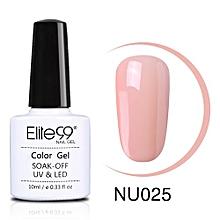 10ml UV/LED Gel Nail polish-Nude series (NU025)