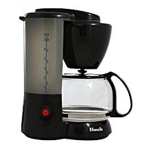 NCM-1137 - Quality Coffee Maker - 1.2 Litres(12 Cups) - Black