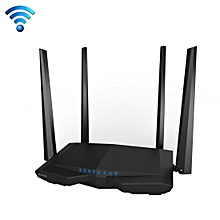 AC6 AC1200 Smart Dual-Band Wireless Router(Black)