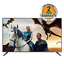 "UKA - 32"" - HD SMART TV  - Black"