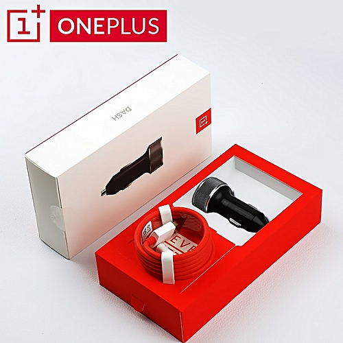 Oneplus 6 Dash Car Charger Quick Fast Charge Usb 3 1 Type C Cable For 1+  One Plus 5t/5/3/3t Six Five Three