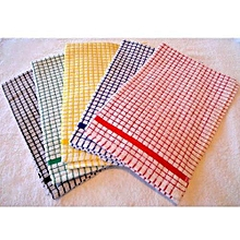 Cotton Kitchen Towel - 5 Piece Set