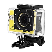 SJ5000 Plus - 1.5 Inch Car Camcorder Sports DV with Case - Yellow