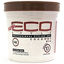 Eco Styler Professional Styling Gel Coconut Oil 473ML