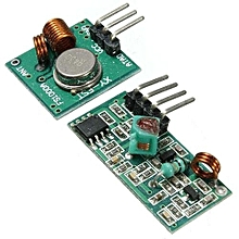 433Mhz RF Transmitter With Receiver Kit For Arduino ARM MCU Wireless