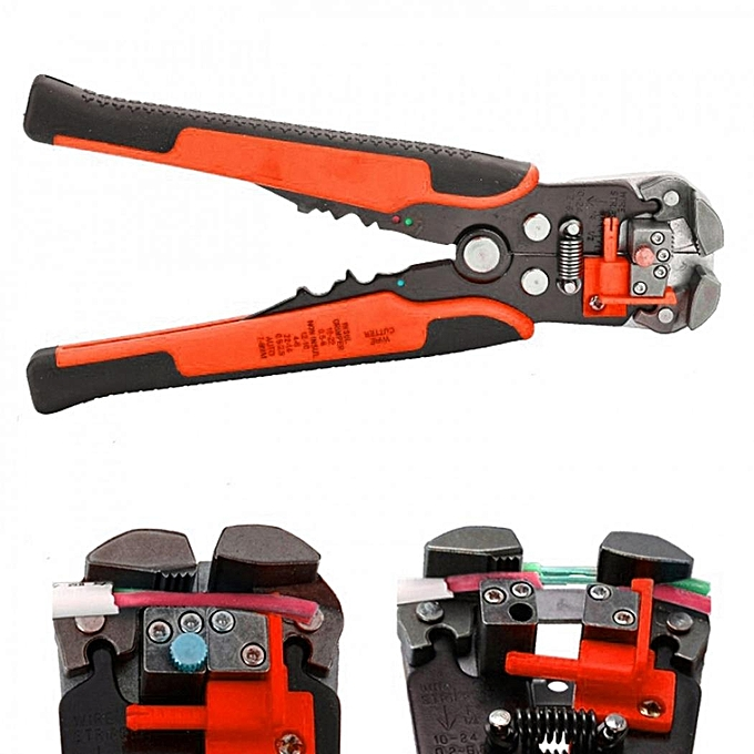 Buy Sunshine Self-Adjusting Insulation Strippers Automatic Wire ...