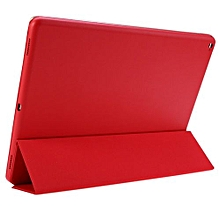 Ultra Slim Wake Sleep Leather Smart Cover Case With Stand Function For IPad Pro