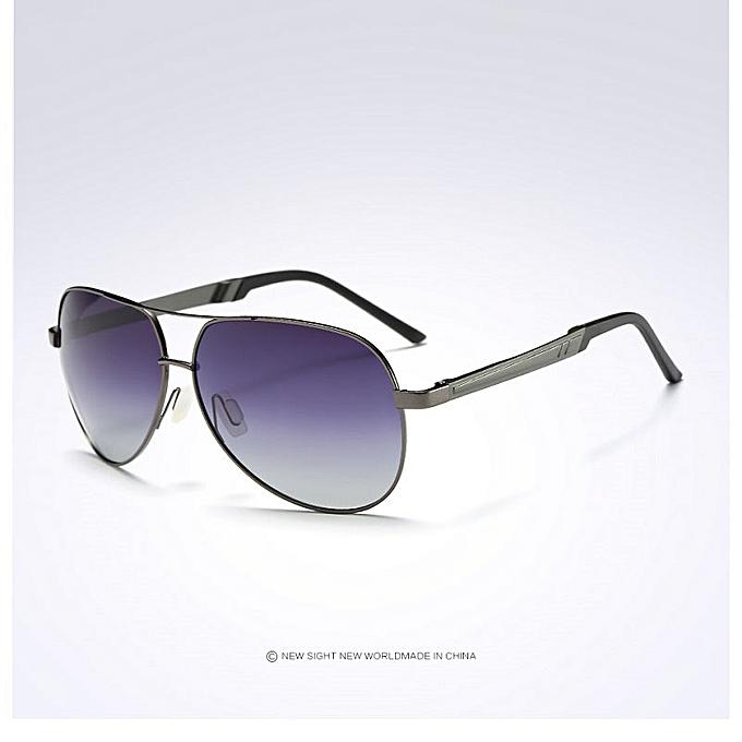 Colorful Glass Men Lens Polarized Aoron Glasses Male Aviator Hd Gradient Luxury Uv400 Sun Metal Eyewear Frame Sunglasses Driving 339 Nn80mvw