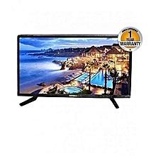 "24"" LED Digital HD TV SY-LED-24'' - Black"