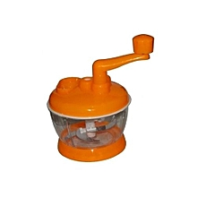 Cabbage Sukumawiki Vegetable Cutter Chopper Shredder – Orange