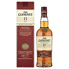 15 Years Old Whisky - 750ml