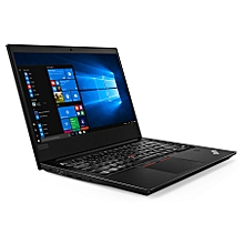 "LENOVO THINKPAD E480,i7-8550U,8GB DDR4,1TB 5400rpm,AMD RX550 2GB,14.0"" FHD IPS AL, DOS, Intel 3165 AC 1x1 + BT 4.1,,,Y-FPR, ,720p HD Camera,,3 Cell,65W USB-C,1 Year Carry-in"