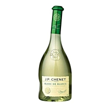 Blanc de Blancs white wine - 750ml