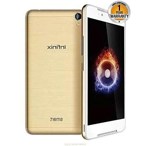 INFINIX Smart (X5010) 16GB, (Dual SIM) Champagne Gold