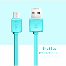 REMAX RC-008m Quick Charge USB Micro Cable Compatible For SAMSUNG/Huawei/Vivo/Oppo/Asus/Lenovo/SONY [1M] DIOKKC