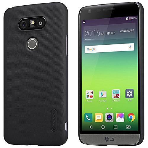 ca8add42e617f7 Nillkin Nillkin Cases back Cover LG G5 -Black @ Best Price Online ...