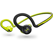 - Plantronics Backbeat Fit Bluetooth Wireless Headphone /Green