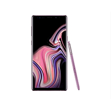 "Galaxy Note 9 - 6.4"" - 128GB - 6GB RAM - 12MP Camera - Dual SIM - Lavender Purple"